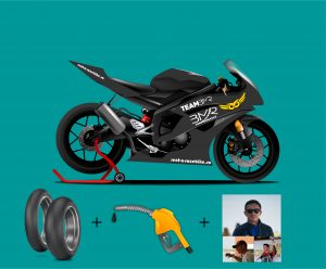 Moto+consumabile+coach
